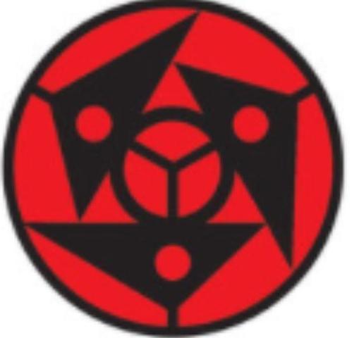 5. sharingan - (Anime, Manga, Naruto)