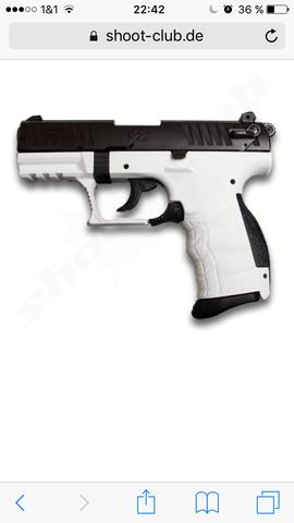 Schwarz-Weiss - (Waffen, Selbstverteidigung, Entscheidungshilfe)