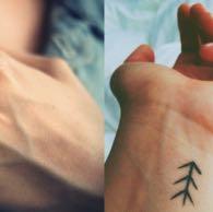 Das (1) - (Tattoo, schön)
