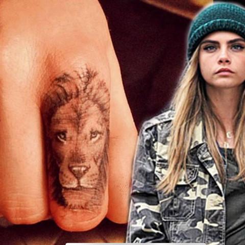 Cecil der löwe  - (Gesundheit und Medizin, Tattoo, Harambe)