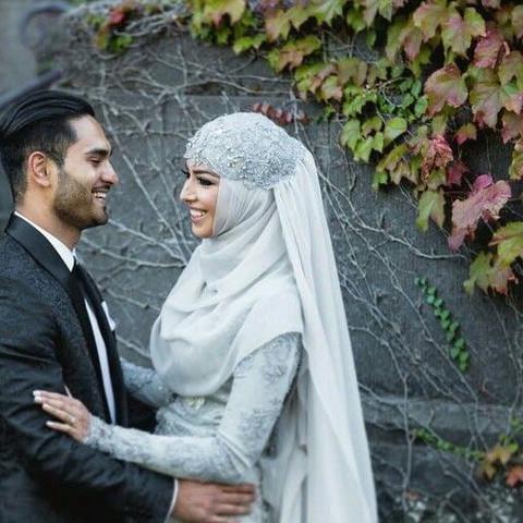 Kleid  - (Liebe, Islam, Hochzeit)