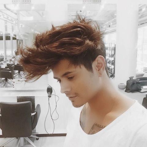 Füllig - (Haare, Männer, Frisur)