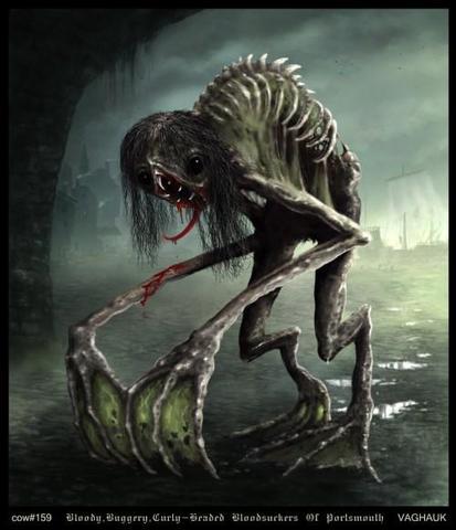 Das Bild - (Bilder, Monster, geheimnis)