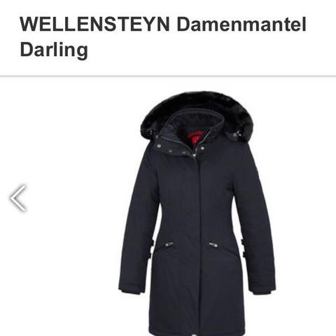 Wellensteyn jacke suche dringend nach hilfe!? (Fell