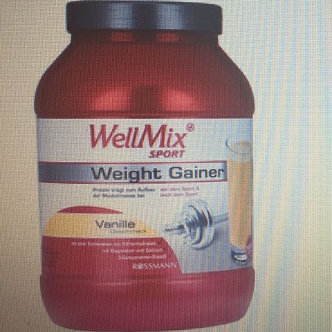 WellMix - (Sport, Fitness, Kalorien)