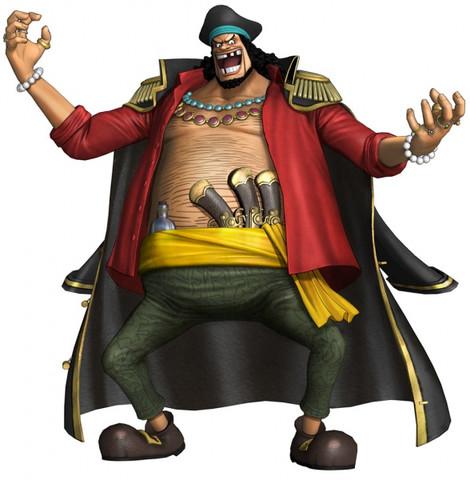 blackbeard - (Film, Anime, Manga)