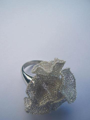 Ring, Silber - (Schmuck, Accessoires)