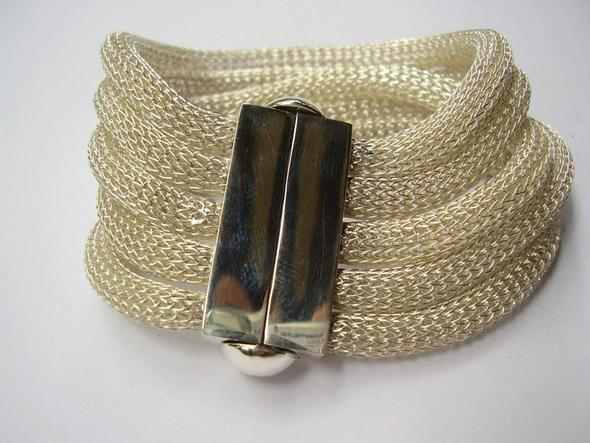 Armband, Silber - (Schmuck, Accessoires)