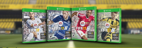 Fifa 17 Coverauswahl - (Umfrage, Cover, Fifa 17)