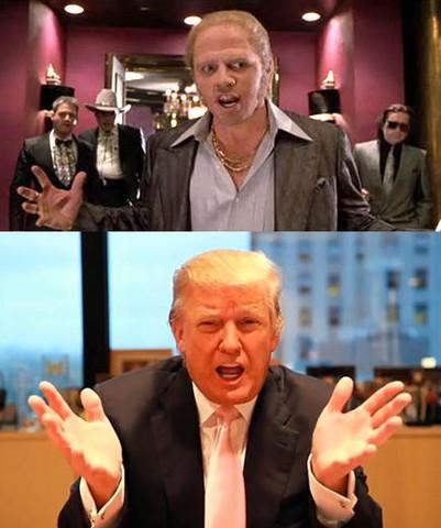 Donald Trump in Zurück in die Zukunft 2 - (Politik, Gesetz, Wissen)