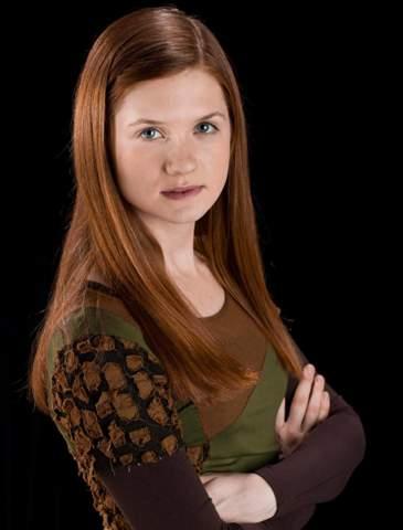Wenn findet ihr hübscher, Ginny oder Hermine?