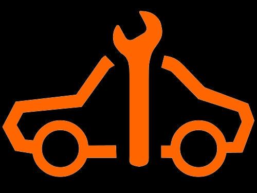 Wenn Ich 120km H Fahre Leuchtet Eine Kontrolleuchte Mit Einem Auto