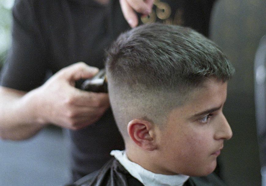 Wenn ich zum Friseur gehe und sage Boxerschnitt machen die ...