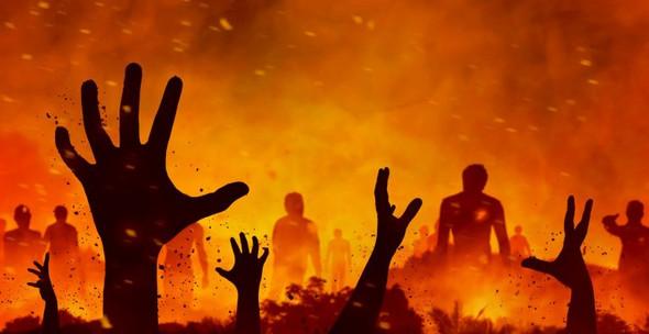 Wenn ihr als Atheist in die Hölle kommt, werdet ihr das akzeptieren oder anfangen mit Gott zu diskutieren?