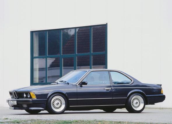 635 Csi - (Auto, BMW, Mercedes-Benz)