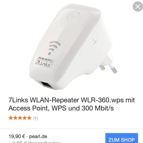 WLAN repeater  - (WLAN, Netzwerk, Modem)