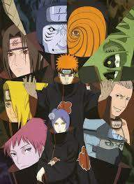Wenn mögt ihr in Naruto Akatsuki mehr?