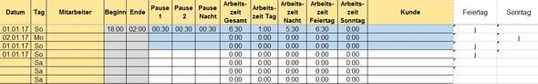 tabelle - (Sverweis, wenn)