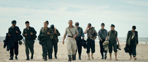 Unter dem Sand - Das Versprechen der Freiheit (Dänisches Filmdrama 2015) - (Film, spielfilm, Oscar)
