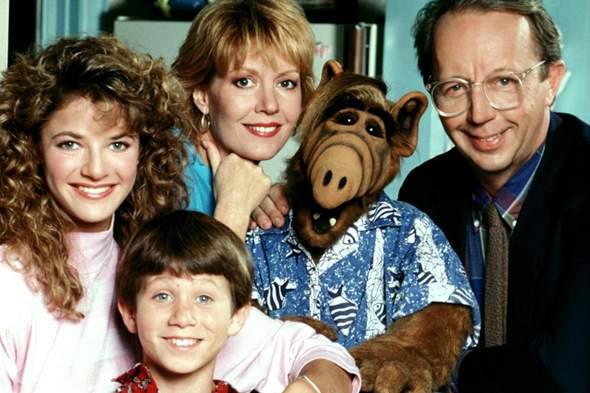 Wer guckt auch Alf?