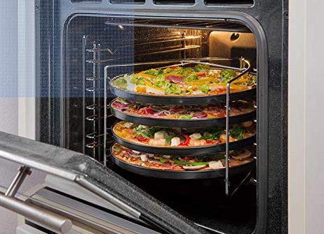 Wer hat Erfahrung mit Pizzablech-Set?