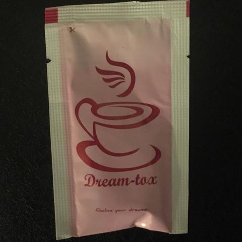 Hier die Packung  - (Tee, tea, Dream tox)