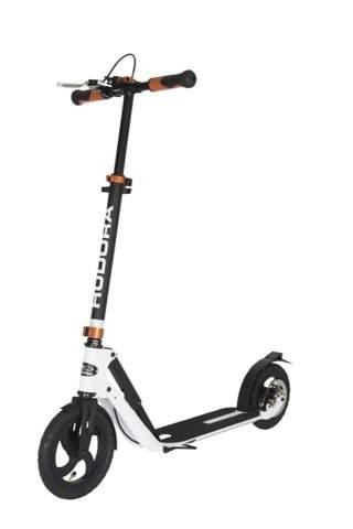 Wer hat positive Erfahrungen mit den Scooter von Hudora gemacht?