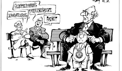 Karikatur - (DDR, Karikatur)