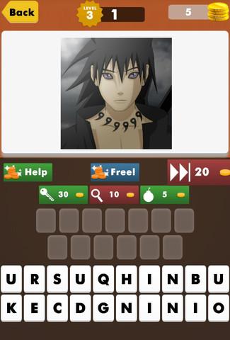 Wer ist das? - (Naruto, Quiz)
