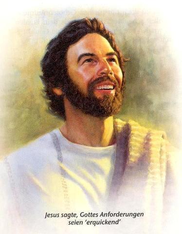 Wer ist der Maler der Bilder, die im Wachturm (Zeitung der Zeugen Jehovas) zu sehen sind?