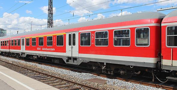 Deutsche Bahn - (Zug, Deutsche-Bahn)