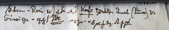 Dr. Handschrift - (Handschrift, Sütterlin)