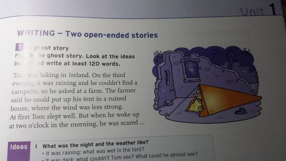 Eine geschichte schreiben englisch bewerbung schreiben vorlage