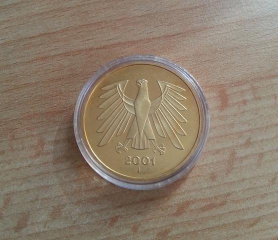 Wer Kann Diese 5 Dm Münze Identifizieren Und Den Wert Bestimmen