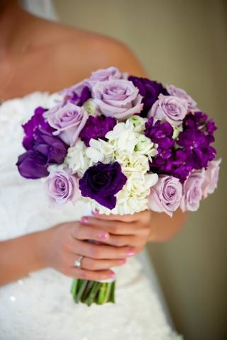 Brautstrauß - (Blumen, Floristik)