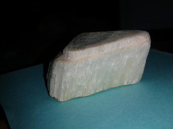 hier der besagte Stein - (Geologie, Gestein, minerale)
