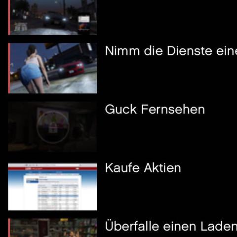 Guck Fernsehen - (gta, GTA 5, Trophäen)