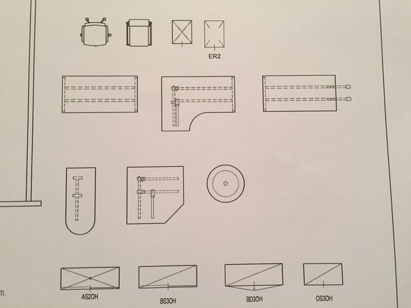 Planungssymbole - (Buero, Architektur)