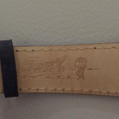 Armband  - (Schmuck, Uhr, Fossil)