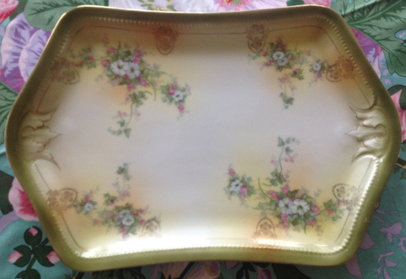 Porzellanplatte - (Kunst, malen, Hersteller)