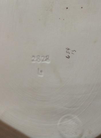 Hersteller- und Malernummer / -zeichen - (Kunst, malen, Hersteller)