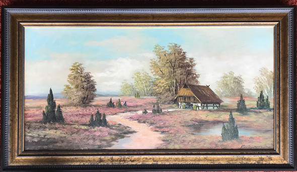 Ölgemälde - (Bilder, Maler, Kunst und Kultur)