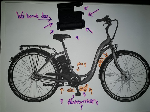 E-Bike Prophete Navigator 6.0 - (Technik, Freizeit, Technologie)