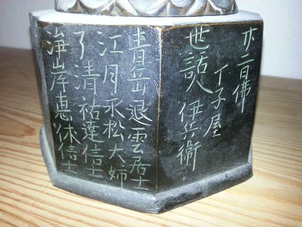 Inschriften 4 - (Asien, sammeln, Antik)