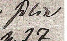 Vorname - (Vornamen, Altdeutsche Schrift)