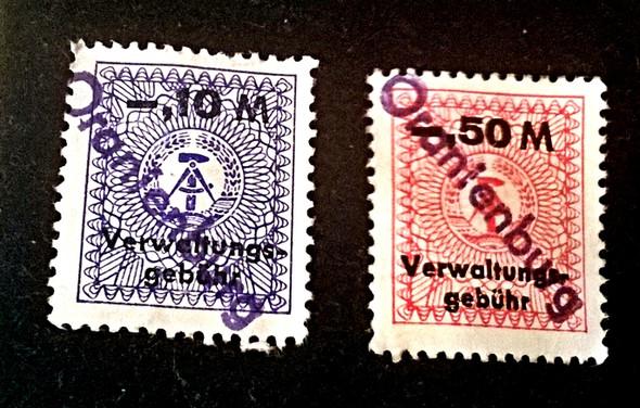 DDR Briefmarken - (Wert, Briefmarken)