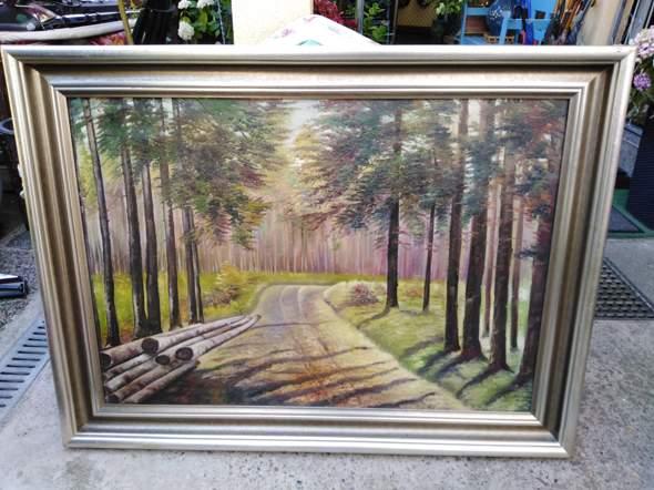 Wer kann mir zu einem Gemälde, Auskunft geben?