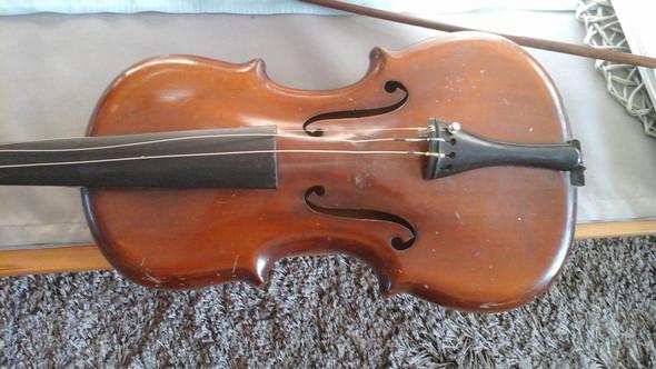 geige 1 - (Geige, Geigenbauer)