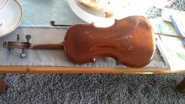 geige 4 - (Geige, Geigenbauer)