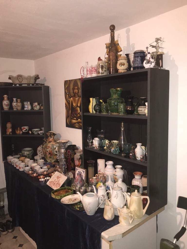 Wer Kauft Solche Sammlungen Auf Porzellan Keramik Zinn